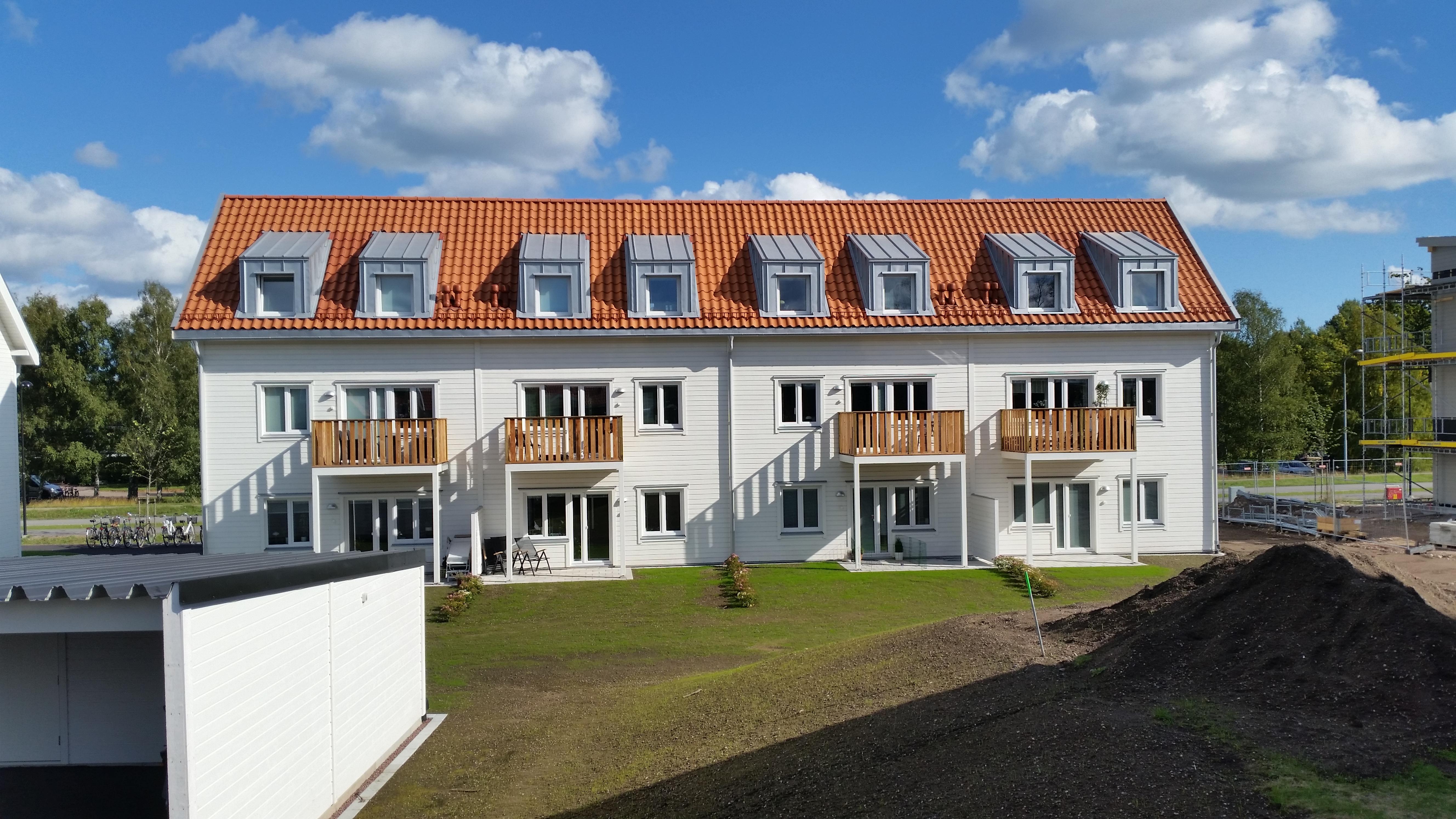 Apartment houses   Domusexport
